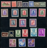 Lot 1752 [1 of 8]:1949-2014 Collection on 54 Hagners incl 1958 Air, 1959-60 to 5r mint, 1959 Officials (11), 1993 Fish M/S (MUH), 2001 Plants (3, MUH), 2003 Flowers (4, used), 2006 Flora & Fauna (4, used), 2007 Martyrs (25, some mint, some used), numerous commems throughout. Good thematic interest. Generally fine. 1.67kg (100s)