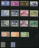 Lot 988 [5 of 8]:1937-53 Omnibus: incl various 1937 Coronation, 1945-46 Victory, 1948-49 Wedding & 1953 Coronation. (140+)