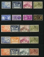 Lot 988 [6 of 8]:1937-53 Omnibus: incl various 1937 Coronation, 1945-46 Victory, 1948-49 Wedding & 1953 Coronation. (140+)