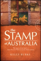 Lot 1062 [3 of 3]:Australia: The Australian Commonwealth Specialists' Catalogue' hardbound edition 1988. Stamps of Australia by Alan Pitt, Rennicks, Sydney 2014. 301+pp. The Stamp of Australia-The story of our mail-from the 2nd Fleet to the 21st Century by Kelly Burke, Allen & Unwin NSW, 2009, pb. 2.1kg (3)