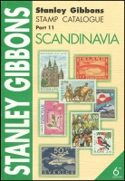 Lot 1109 [2 of 3]:World: Stanley Gibbons Falkland Island SG London, 2012 5th Edition, 71+pp. Scandinavia SG London, 2008 6th Edition, 425pp. Karibische Inseln 2000 by Michel Munich (German text). 2000 1,389pp. All paperback. 2kg (3)