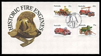 Lot 635:APO 1983 Historic Fire Engines