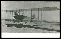 Lot 288:Aircraft: black & white PPC of an Aeromarine AS39, real photo.