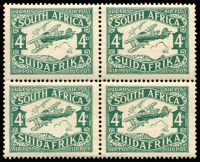 Lot 3526 [2 of 2]:1929 Airs SG #40-1