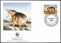 Lot 10:WWF - Dominican Republic: 1994 Hispaniolan 