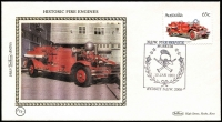 Lot 640 [3 of 4]:Benham 1983 Historic Fire Engines