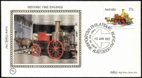 Lot 640 [1 of 4]:Benham 1983 Historic Fire Engines