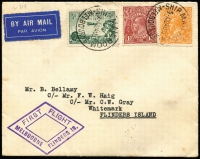 Lot 754 [1 of 2]:1933 Melbourne - Whitemark AAMC #318
