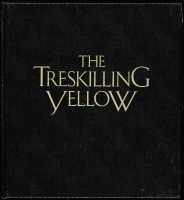 Lot 2306:Sweden: 'The Treskilling Yellow' by L Fimmerstad (2004) 186pp hardbound, shrink-wrapped as issued.