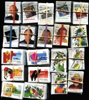 Lot 240:2004-13 Sheet Stamps 2004 Australian Innovations (100 sets), 2005 Parrots (100 sets), 2013 Australian Legends (100 sets). (2,000)