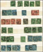 Lot 3:Barbados 1850s-1980s Specialist Collector's 