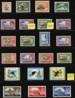 Lot 10:British Commonwealth 1950s-60s Better Issues with 