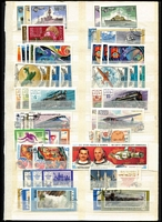 Lot 60 [3 of 8]:Miscellany NZ philatelic & commercial mail, other oddment from GB & Channel Is (including stamp packs), Fiji, PNG, Russia, Yugoslavia, thematics, few M/Ss, etc. Nice variety of stamps & covers. (100s)