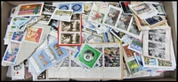 Lot 20:Germany 0.20kg of commemoratives & charity issues on small sized single paper. (100s)
