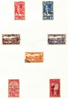 Lot 482 [3 of 4]:1880s-1950s Collection mostly used with Second Sidefaces to 1/-, 1898-1907 Pictorials to 5/- plus 2/- optd 'OFFICIAL', 1906 Christchurch Exhib ½d & 6d (thin) used and 1d & 3d mint, KEVII to 1/- plus officials, KGV to 1/- plus officials, 1920 Victory & 1925 Dunedin sets mint, KGV 2/- & 3/- Admirals both cds used, Airs mint or used, Healths mint or used including Smiling Boys mint (mild gumside toning), Arms postally used including 15/-; also 6d Express Delivery P14x14½ & range of Life Insurance issues; condition variable, many are fine. (230+)