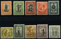 Lot 855 [3 of 3]:1932 Pictorials ½d to £1 set SG #130-45, fine MLH/MVLH, Cat £550. (16)