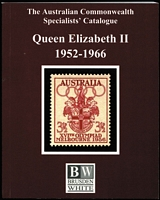 Lot 163:Australia: 'Australian Commonwealth Specialists' Catalogue Queen Elizabeth 1952-1966' (2006), fine condition.