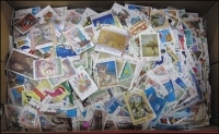 Lot 248:0.60kg Of 1960s-2000s Off-Paper including high values. (1000s)