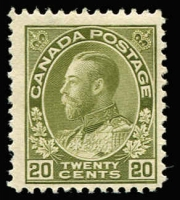 Lot 846 [1 of 2]:1911-12 KGV Perf 12 1c to 50c sepia set of 8 between SG #197-215 including 10c brownish-purple (hinge remnant), several lower values MUH, Cat £275. (8)