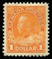 Lot 1503 [1 of 2]:1922-31 KGV New Colours Perf 12 1c to $1 set SG #246-55, fine mint with 1c to 4c MUH, Cat £130+. (10)