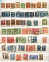 Lot 34 [3 of 3]:Foreign Array with Australian decimal commemoratives, Belgium with railways stamps, Czechoslovakia, Finland, Greece with imperf Hermes Heads, Hong Kong including 1935 5c Jubilee with Steamer Box cancel, Italy, Netherlands, United Nations FDCs, etc. (100s)