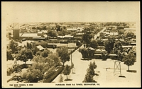 Lot 154 [3 of 7]:Australia - Victoria predominantly early 1900s selection including Rose Series RP 'Convent of Mercy, Kilmore', 'Avonsleigh House, Emerald' & 'Panorama from P.P. Tower Shepparton', others with 'Nhill Hospital' (RP), 'Hospital Echuca', 'Nowa Nowa Bridge', various Creswick scenes, etc. Excellent variety and sure to reward careful viewing. (75)