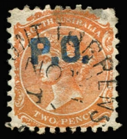 Lot 1122:Mount Torrens: '[MO]U