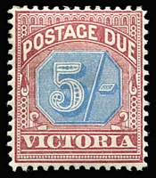 Lot 890 [1 of 5]:1890-1909 Old-Time Array for both issues, various shades & watermarks, values both mint and used to 5/-, some multiples, etc, with postmark interest including Melbourne CTO cancels; plus range of covers x15 and few pieces, etc; condition variable. (100s)