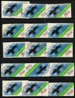 Lot 338 [1 of 6]:1960s-2000s huge quantity of duplicates in stockbooks & ringbinders, including high value definitives and commemoratives, plus a smattering of se-tenants & M/Ss. Very heavy lot, buyer to collect.. (10,000s)