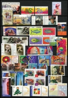 Lot 357 [2 of 3]:1960s-2000s mint accumulation in two stockbooks with International Post to $10 & $20, values under 20c not counted (and there's a lot of them!); also 1988 'Australian Bicentennial Collection' & 1990 'Colonial Collection'; total face value $250+ (100s)