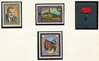 Lot 2 [3 of 4]:Austria 1988-1996 array on album pages and Hagners, mostly MUH, STC £130.