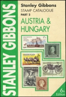 Lot 163:Austria & Hungary - SG Catalogue (Part 2): published by Stanley Gibbons (6th Edn, 2002), 485pp softbound, very good condition.
