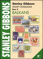 Lot 164:Balkans - SG Catalogue (Part 3): published by Stanley Gibbons (5th Edn, 2009), 423pp large format, softbound, as new.