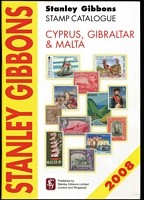 Lot 176:Cyprus, Gibraltar & Malta - SG Catalogue: published by Stanley Gibbons (2nd Edn, 2008), 76pp large-format, softbound, fine.