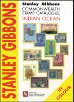 Lot 186:Indian Ocean - SG Catalogue: published by Stanley Gibbons (1st Edn, 2006), including issues for BIOT, Maldives, Mauritius, Seychelles, 76pp large format, softbound, as new.