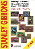 Lot 211:Western Pacific - SG Catalogue: published by Stanley Gibbons (2nd Edn, 2009), including issues for Fiji, Kiribati, Nauru, PNG, Pitcairns, Solomons, Tuvalu & Vanuatu, 161pp large format, softbound, as new.