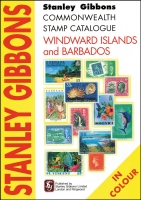 Lot 212:Windward Islands & Barbados - SG Catalogue: published by Stanley Gibbons (1st Edn, 2007), 212pp softbound, very good condition.