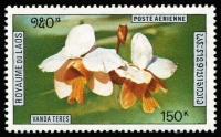 Lot 1165 [1 of 9]:Orchids: 'H' to 'M' countries selection of sets, part-sets, odd values & M/Ss featuring orchids in icluding Haiti 1961 Scouts Conference 20c + 25c Inverted overprint, Indonesia 1977 & 1978 Orchids sets + M/Ss, Laos 1971 set, etc, all on stockcards with Gibbons catalogue numbers identified on reverse, odd tone, some mounted, mostly fresh MUH. (few 100s)