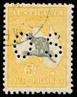 Lot 507:SMult & CofA Officials Used Selection with 