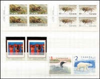 Lot 1028 [5 of 9]:Canada 1880s-1980s fragmentary mostly used array in two stockbooks, some modest pickings, condition is rather mixed. (Few 100s)