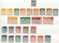 Lot 1028 [1 of 9]:Canada 1880s-1980s fragmentary mostly used array in two stockbooks, some modest pickings, condition is rather mixed. (Few 100s)