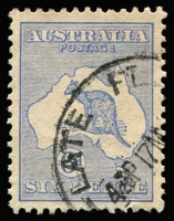 Lot 192 [4 of 21]:2d to 2/- Selection comprising used issues all in fair condition. . (6)