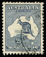 Lot 192 [5 of 21]:2d to 2/- Selection comprising used issues all in fair condition. . (6)