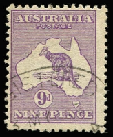 Lot 623 [3 of 6]:2d to 2/- group, 2½d MH, 1/- & 2/- visible creases. (6)