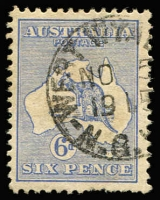 Lot 623 [4 of 6]:2d to 2/- group, 2½d MH, 1/- & 2/- visible creases. (6)
