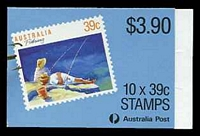 Lot 577:1989 Fishing BW #B163