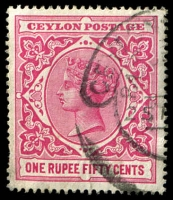 Lot 2743:1899-1900 QV New Colours SG #263