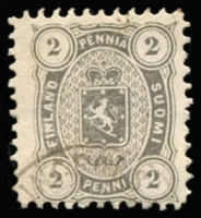Lot 2840:1875-84 Arms Perf 11 SG #65