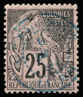 Lot 2957 [1 of 2]:1881-86 Commerce: SG #46-53 range
