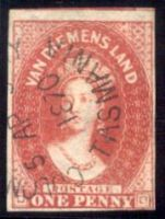 Lot 1771 [3 of 12]:15: on 2d Emu.  Allocated to Molong-PO 1/1/1845.